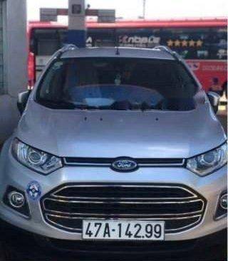 Cần bán xe Ford EcoSport Titanium 1.5L AT đời 2016, màu bạc, chính chủ
