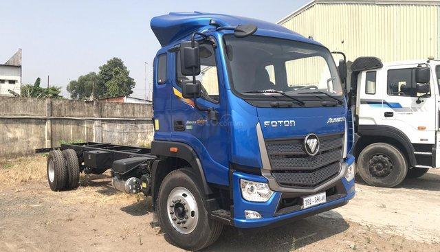 Bán xe tải Thaco Auman C160 Euro IV, thùng dài 7.4m, tải trọng 9.1 tấn - Liên hệ 0905036081 để biết thông tin chi tiết