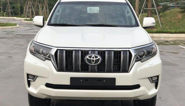 Bán Toyota Land Cruiser Prado mới 100%, NK Nhật Bản, giá tốt, LH 0942.456.838