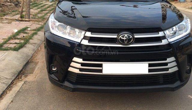 MT Auto 88 Tố Hữu bán xe Toyota Highlander LE, sản xuất 2017, ĐK 2018, LH em Hương 0945392468