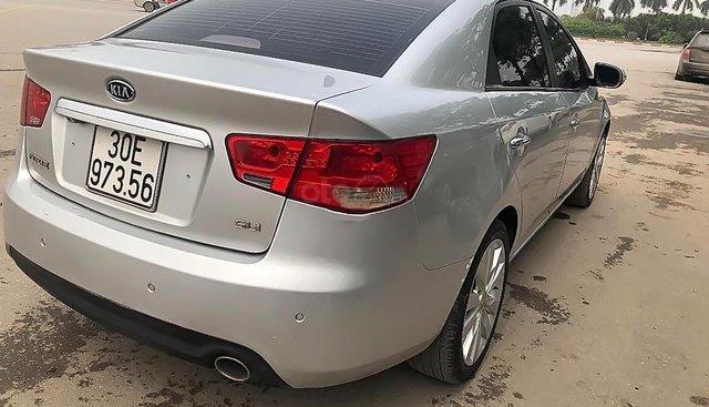 Cần bán Kia Forte Sli đời 2009, màu bạc, xe nhập