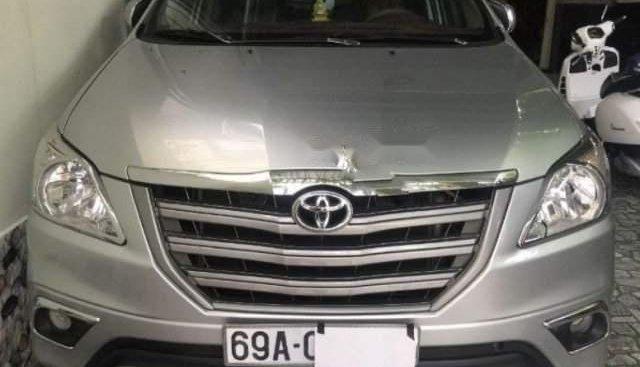 Bán Toyota Innova 2015, xe gia đình ít sử dụng, nội ngoại thất như mới