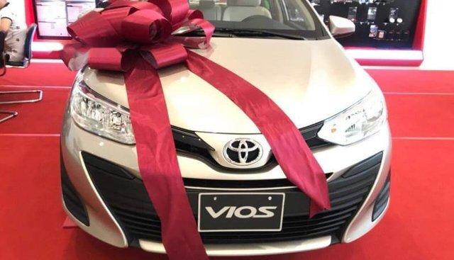 Cần bán xe Toyota Vios sản xuất năm 2019, giá 506tr