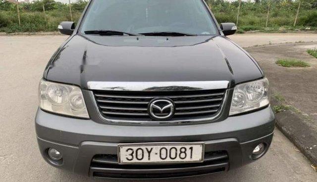 Cần bán Mazda Tribute năm sản xuất 2010, màu xám giá cạnh tranh