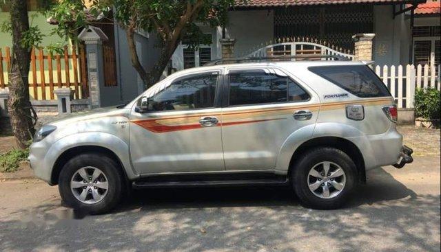 Bán Toyota Fortuner SRS xe nhập, máy xăng, hau cầu, ghế điện