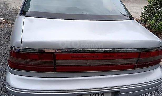 Cần bán xe Daewoo Super Salon năm 1997, màu bạc, nhập khẩu