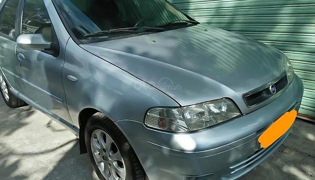 Bán Fiat Albea HLX 2007, màu bạc, giá chỉ 158 triệu