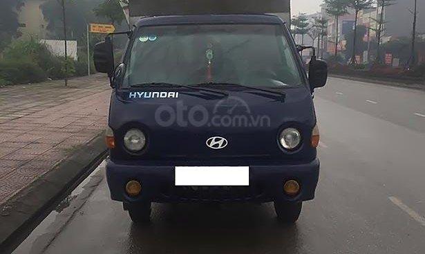 Bán Hyundai Porter 1999, màu xanh lam, nhập khẩu Hàn Quốc