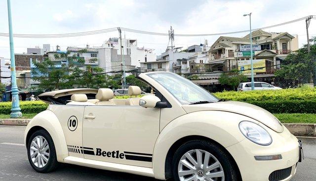 Beetle 2.5 mui trần nhập Đức 2009, loại cao cấp, hàng full đủ đồ chơi, số tự động