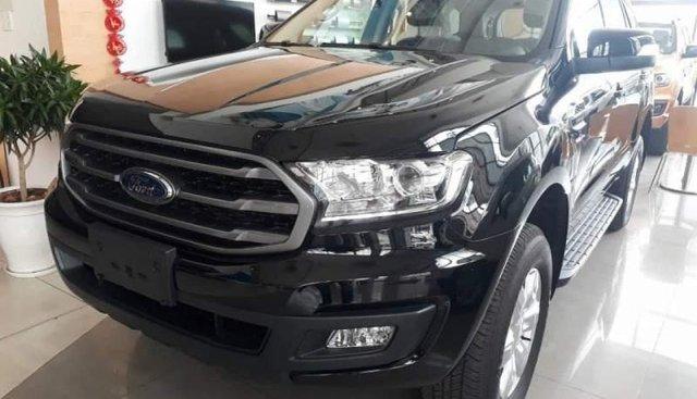 Bán xe Ford Everest đời 2019, màu đen, nhập khẩu
