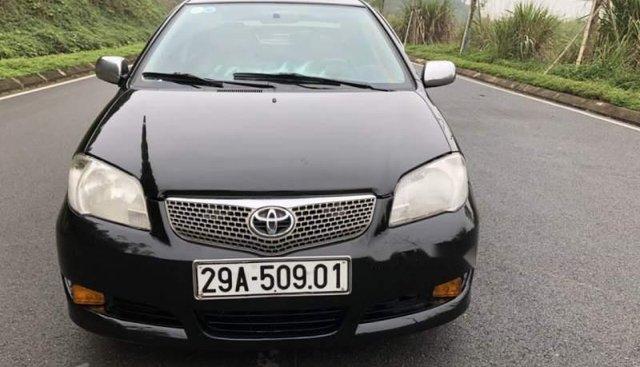 Bán Toyota Vios năm sản xuất 2007, màu đen, 179tr