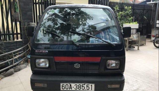 Bán Suzuki Super Carry Van sản xuất 2002 chính chủ