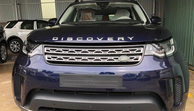 Chính chủ xuất cảnh bán xe LandRover Discovery HSE Luxury - 7 chổ đăng ký 2018, màu xanh, bảo hành, bảo dưỡng
