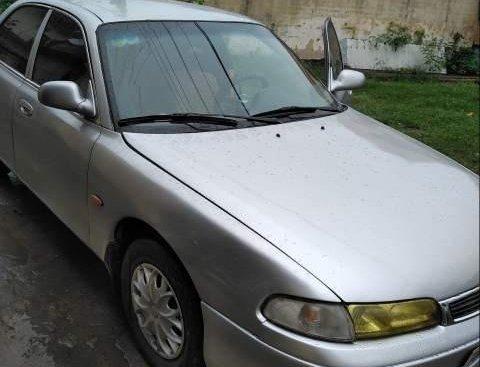 Bán ô tô Mazda 626 1996, màu bạc, xe đẹp, máy êm, điều hòa mát