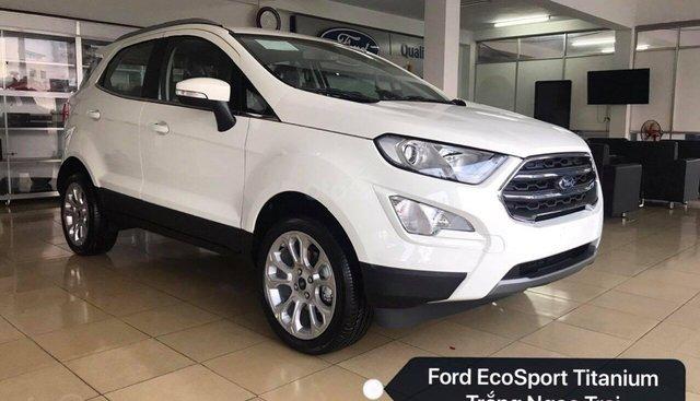 Xe Ford 5 chỗ Ecosport giảm tiền mặt lên đến 30 triệu đồng giao ngay tại Vinh, Nghệ An