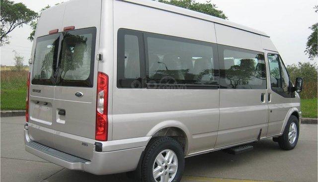Xe Transit tại Nghệ An giao ngay, đầy đủ 3 phiên bản MID, SVP, LUX
