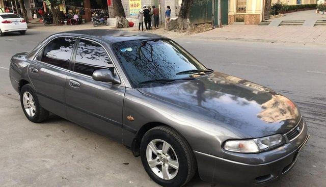 Cần bán gấp Mazda 626 XL 1994, màu xám, nhập khẩu