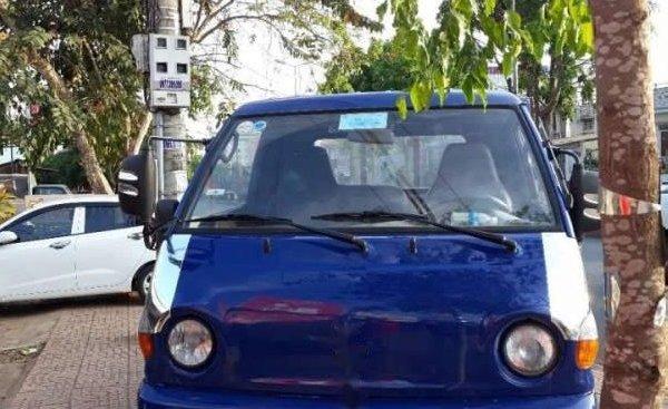 Bán Hyundai Porter năm 2005, màu xanh lam, xe nhập giá cạnh tranh