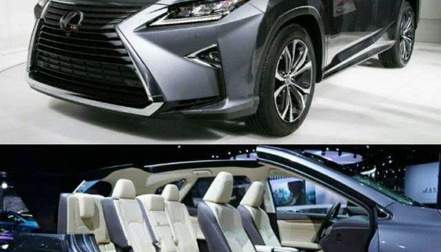 Bán xe Lexus RX 350L 2018, nhập khẩu nguyên chiếc