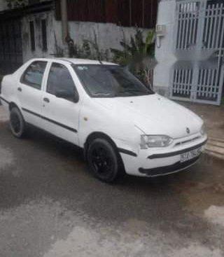 Bán Fiat Siena ELX 1.3 năm sản xuất 2003, màu trắng chính chủ