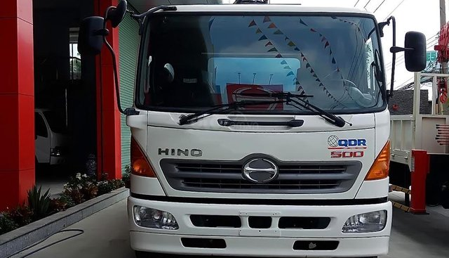 Bán Hino 500 Series QDR 500 sản xuất năm 2013, màu trắng