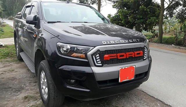 Bán Ford Ranger sản xuất năm 2017, màu xám, xe nhập chính chủ