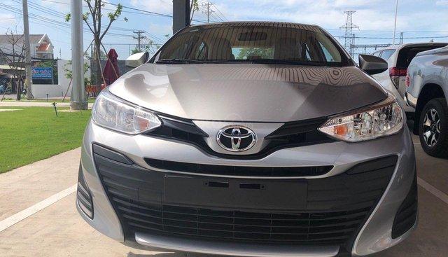 Bán Toyota Vios 1.5E MT năm 2019 tặng phụ kiện, bảo hiểm