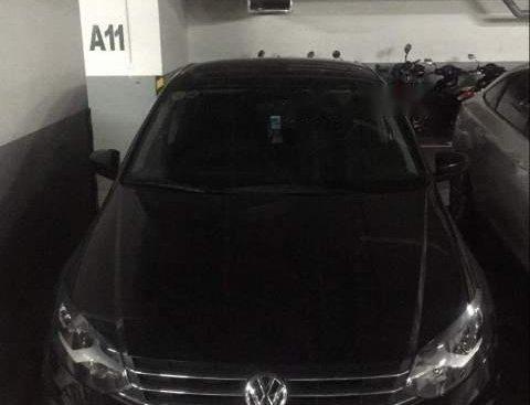 Bán xe Volkswagen Polo năm 2016, màu đen, xe nhập ít sử dụng, giá 650tr