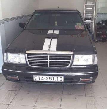 Cần bán Nissan Cedric sản xuất năm 1996, màu đen, nhập khẩu nguyên chiếc chính chủ, 150 triệu