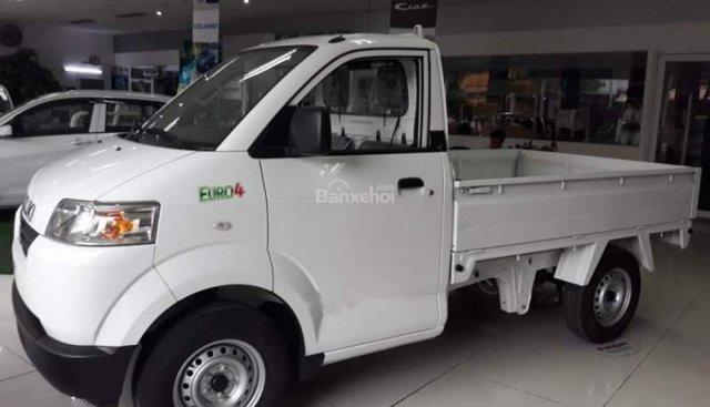 Bán ô tô Suzuki Super Carry Pro đời 2019, màu trắng, xe nhập