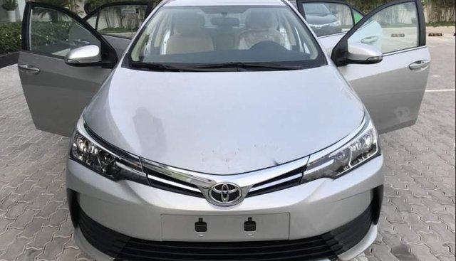 Bán Toyota Corolla Altis đời 2019, màu bạc
