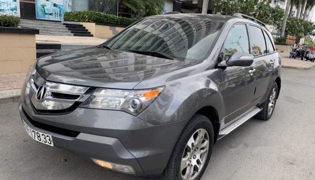 Cần bán lại xe Acura MDX 3.7 đời 2008, màu xám, xe nhập chính chủ, giá chỉ 690 triệu