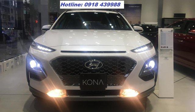 All New Kona Turbo Full, xe giao ngay, trả trước 210tr - LH 0918439988
