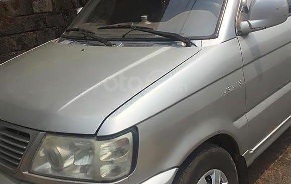Cần bán gấp Mitsubishi Jolie đời 2002, màu bạc, giá cạnh tranh
