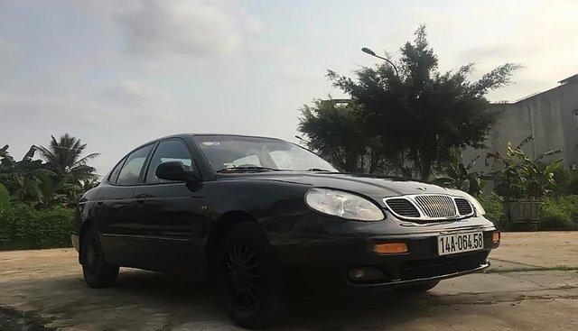 Bán ô tô Daewoo Leganza sản xuất năm 2001, màu đen, nhập khẩu nguyên chiếc