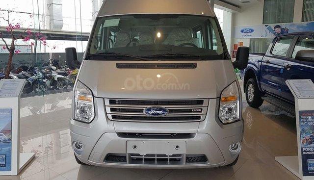 Ford Transit Limited Đời [2018-2019], hỗ trợ vay 80-90%, lãi suất 0.6%, LH 090909.9106