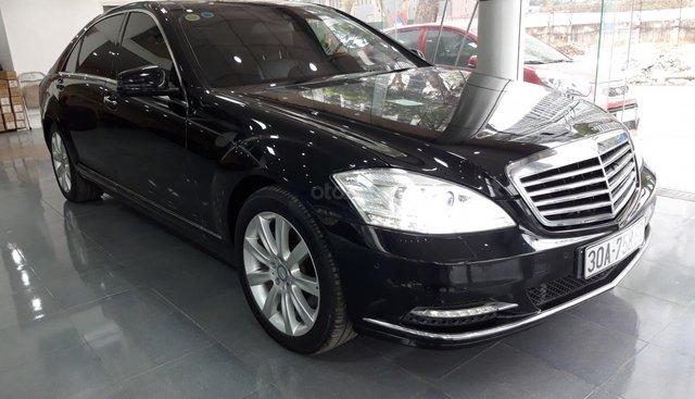 Bán Mercedes S300 đời 2010, màu đen, nhập khẩu nguyên chiếc
