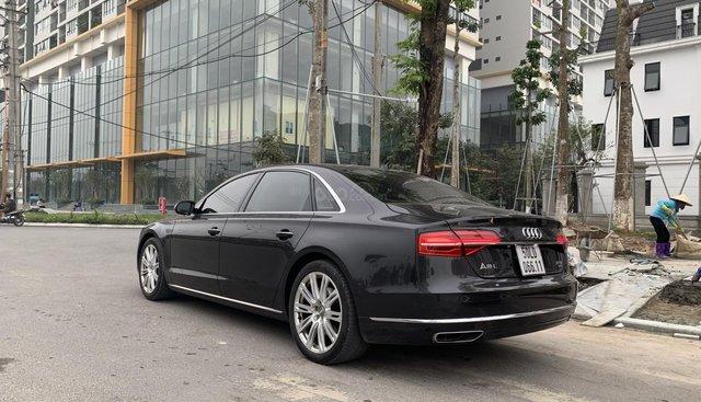 Cần bán gấp Audi A8 L 3.0 Quattro năm 2015, màu đen, nhập khẩu
