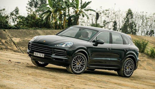 Đánh giá xe Porsche Cayenne 2019: Nhẹ hơn, mạnh hơn và lái thích hơn