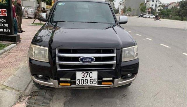 Cần bán xe Ford Ranger 2007 bản đủ, 2 cầu, xe đẹp như mới