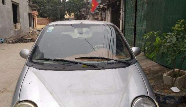 Cần bán lại xe Chery QQ3 năm 2009, màu bạc, máy cực chất