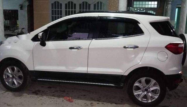 Bán lại xe Ford EcoSport sản xuất năm 2015, màu trắng, nhập khẩu
