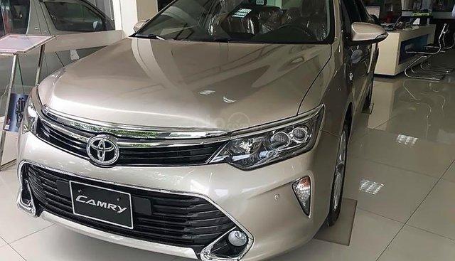 Bán Toyota Camry 2.0E đời 2019, mới 100%