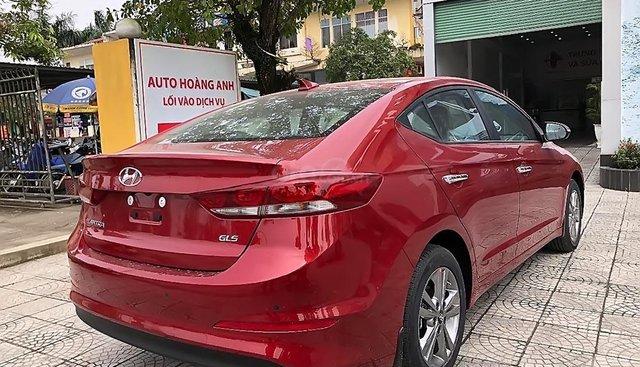 Bán Hyundai Elantra 1.6 AT sản xuất 2019, màu đỏ, giá tốt