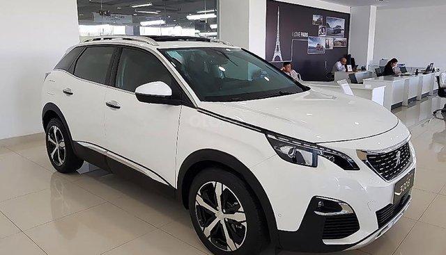 Bán Peugeot 5008 1.6 AT đời 2019, màu trắng, mới 100%