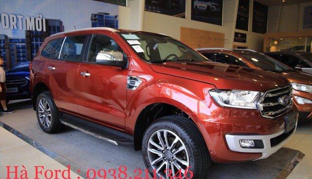 Ford Everest 2019, xe nhập, giá cạnh tranh giao ngay, kèm theo nhiều ưu đãi hấp dẫn 0938211346