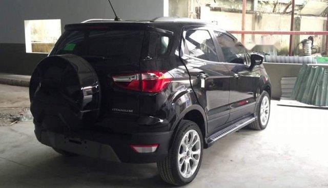 Bán Ford EcoSport năm sản xuất 2018, màu đen