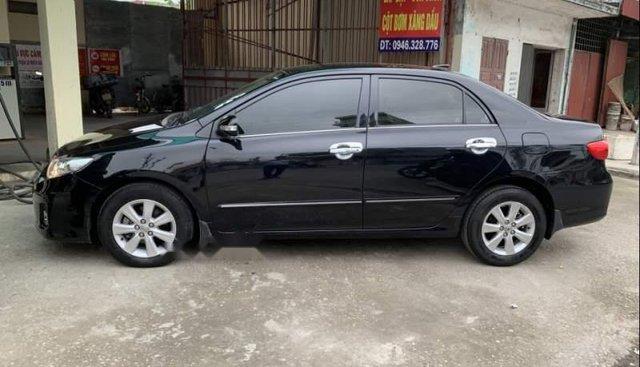 Bán ô tô Toyota Corolla Altis 2014, màu đen như mới