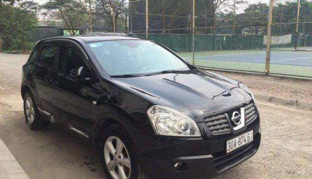 Cần bán gấp Nissan Qashqai đời 2008, màu đen, xe nhập, giá chỉ 368 triệu