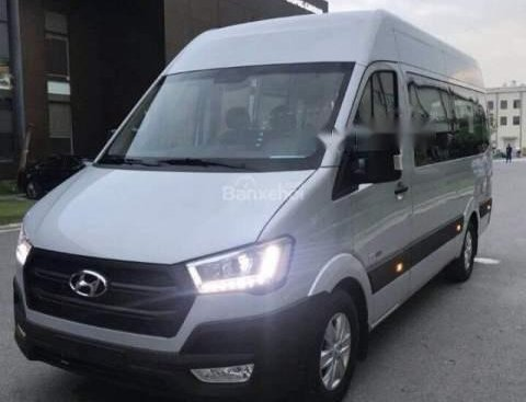 Cần bán Hyundai Solati đời 2019, màu bạc